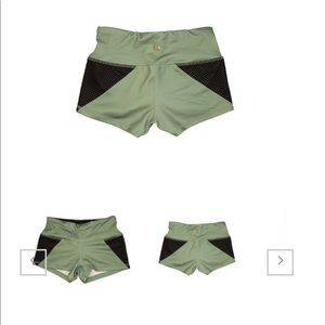 Unbroken designs shorts